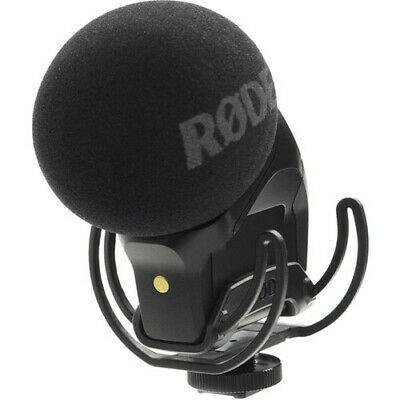 RODE Stereo VideoMic Pro On-Camera Rycote Microphone #STEREO VIDEOMIC PRO-R • 211.39£