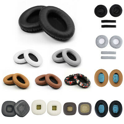 Replacement Ear Pads Cushions For BOSE Quietcomfort 2 QC2 QC15 QC25 AE2 For SONY • 2.79£