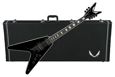 Dean V Select 7-string Electric Guitar Classic Black NEW W/ Hard Case • 856.64£