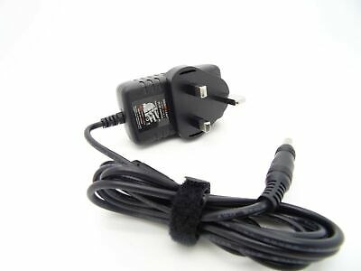 9V Roland MC 303 Mc 707 Groovebox 120 240v Power Supply Charger Lead - UK SELLER • 11.44£