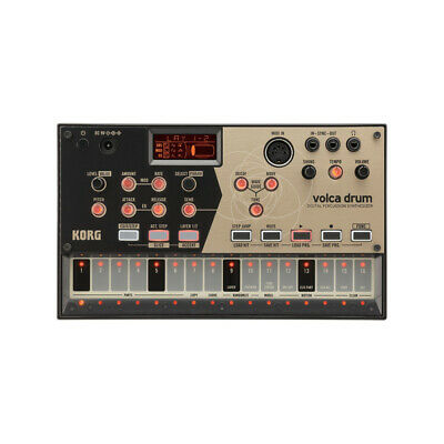 Korg Volca Drum Digital Percussion Synthesizer • 152£