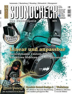 Beyerdynamic Custom Studio Im Test - Workshop Mischen - Sound Design 2 • 4.76£