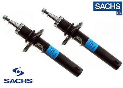 New 2x SACHS Front Shock Absorbers (Pair) For Various Audi/Seat/Skoda/Volkswagen • 80.99£