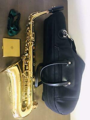 Yamaha Alto Saxophone Yas875 Ex Improved Used  With Soft Case F/s From Japan • 2,977.18£