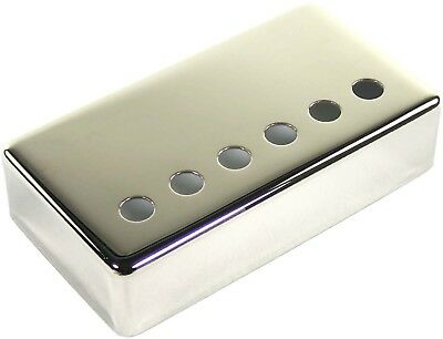Seymour Duncan Nickel Cover For Trembucker/F-Spaced Pickups, 2 1/16  E To E • 13.90£