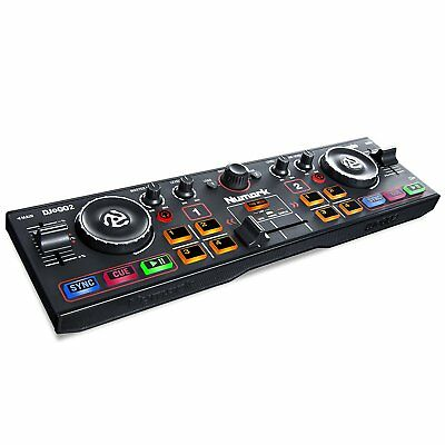 Numark DJ2GO2 - Driver Of Dj Ultraportable Of Two Channels With Interface • 234.16£