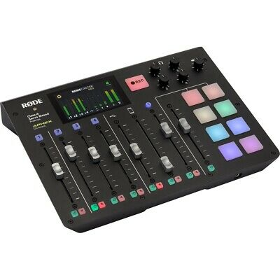 Rode RODECaster Pro Integrated Podcast Production Studio • 487.95£