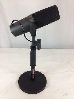 Shure SM7B Legendary Vocal Microphone With OnStage Stands • 298.61£