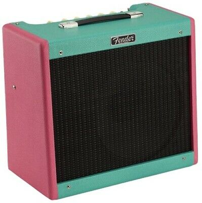 "Fender Limited Edition"" LA Vice"" Blues Junior IV Hot Pink/Green • 679.99£"