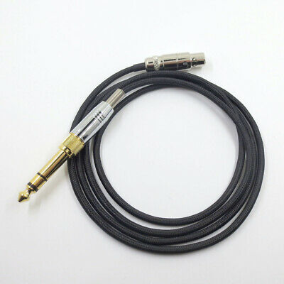 3.5mm Headphone Cable Wires Accessories For AKG Q701 K712 K240 K141 K271 K702 • 10.33£