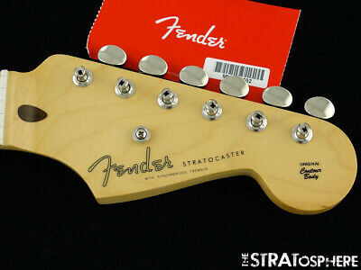 Fender Ed O'Brien Stratocaster Strat NECK + TUNERS Maple Thick 10/56  V  • 293.65£