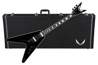 DEAN V Select Electric Guitar Classic Black NEW W/ Hard Case - B-stock • 612.97£