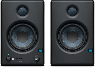 PreSonus Eris E4.5 BT-4.5  Near Field Studio Monitors With Bluetooth • 163.59£