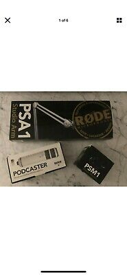 Rode Podcaster Dynamic Cable Professional Microphone • 80£