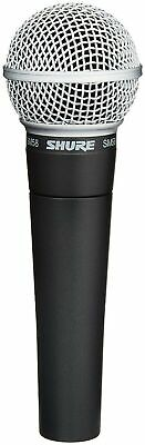 Shure SM58 Vocal Microphone FREE SHIPPING • 153.21£
