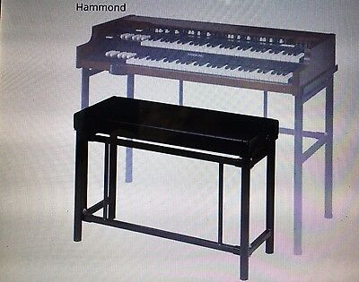 Hammond XK System BENCH Only For 25-Note Pedal Board /XK5 /XLK5 Organ   //ARMENS • 481.79£