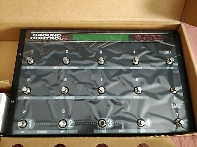 Voodoo Labs Ground Control Pro Guitar Pedal Midi Controller (BRAND NEW)