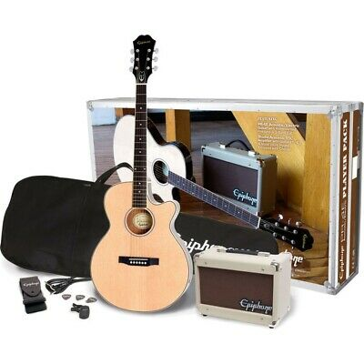 Epiphone PR4E Player Pack Acoustic Guitar Package