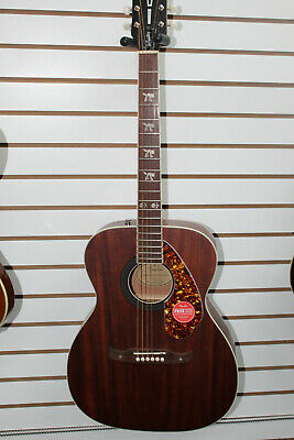 Fender Tim Armstrong Hellcat  Acoustic-Electric Guitar, Natural • 300.94£