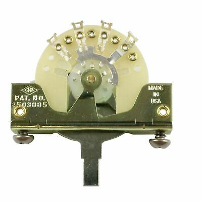 CRL 5-way Pickup Selector Switch For Fender Stratocaster/Telecaster • 15.07£