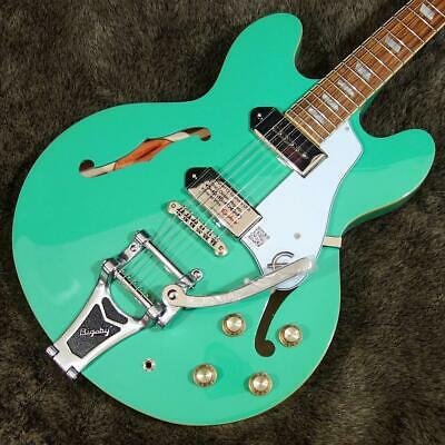 Epiphone Limited Edition Casino Bigsby Turquoise • 983.91£