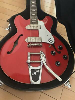 Last Exhibition Epiphone Casino Made In Japan-Limited Product Full Custom • 5,021.75£