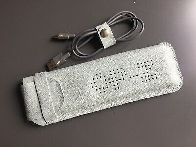 Hand Made Leather Case For Teenage Engineering OP–Z Sequencer - Mint Green • 35£