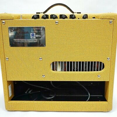 Fender Blues Junior Limited Edition 15 Watts-lacquered Tweed Combo Amplifier • 440.11£