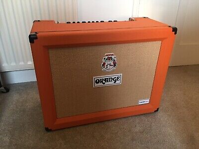 "Orange Crush Pro 120W Combo Amp Cr120c - 2x12"" Voice Of The World Speakers • 240£"