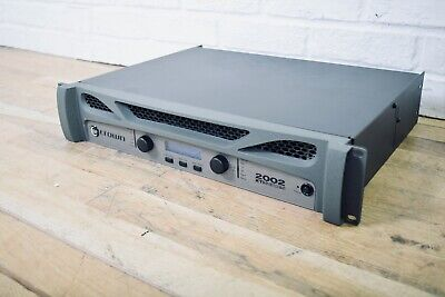 Crown XTi 2002 PA Power Amplifier Amp In Excellent Condition (church Owned)  • 383.34£
