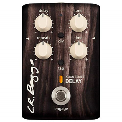 L.R. Baggs Align Delay Acoustic Guitar Effects Pedal • 187.16£