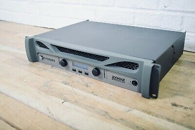 Crown XTi 2002 PA Power Amplifier Amp In Excellent Condition (church Owned) • 382.39£