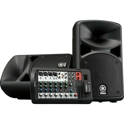 Yamaha STAGEPAS 400BT Portable PA System W/ Bluetooth • 589.05£