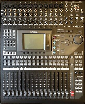 Yamaha 01V96i Digital Mixing Desk With MY16-AT  16 Channel ADAT I/O Card • 795£