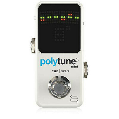 Tc Electronic Polyphonic Mini Tuner POLYTUNE 3 MINI [Domestic Genuine] [New!!] • 126.30£
