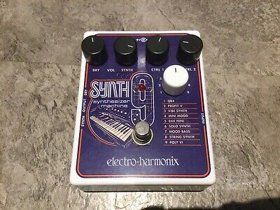 Electro Harmonix Synth 9 Polyphonic Synthesizer Machine • 145£