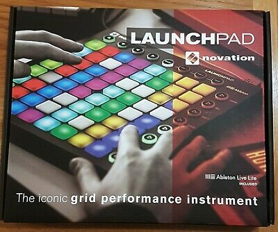 Novation Launchpad MK2 Ableton Live Lite Included. UNWANTED GIFT • 80£