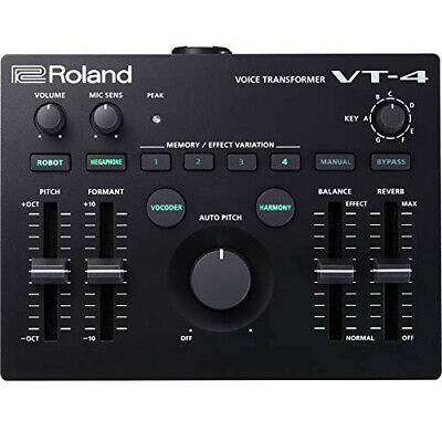 Roland Roland / VT-4 Voice Transformer Voice Transformer AIRA -Vtuber Is [New!!] • 294.39£