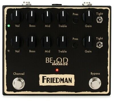 Instant Delivery Friedman Be-Od Deluxe Overdrive • 412.69£