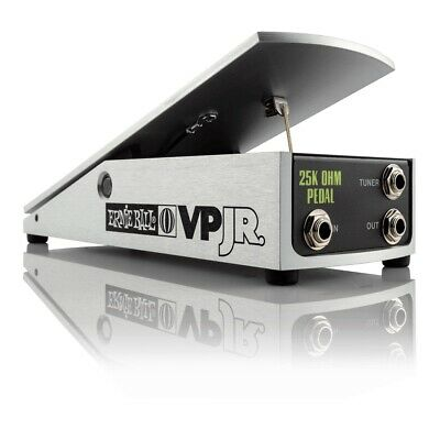 Ernie Ball VP JR Volume Pedal 25k For Active Pickup • 62.17£