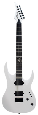 Solar Guitars A2.6W WHITE MATTE • 635£