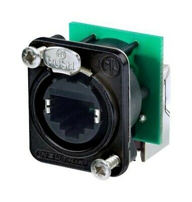 In-Line Adapter, Feed-Through, Cat5e, RJ45, RJ45, Adaptor, EtherCON Series, Jack • 22.76£