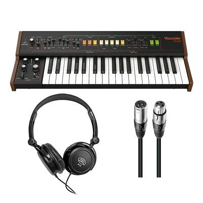 Behringer Vocoder VC340 Analog W/ AxcessAbles Stereo Headphones & XLR Cable • 515.05£
