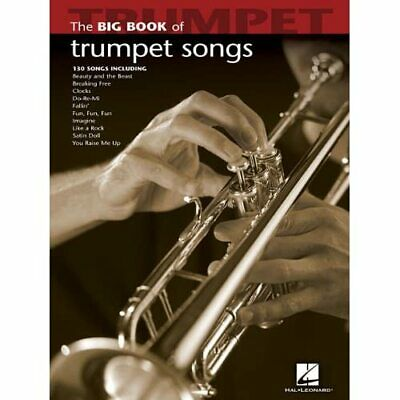 The Big Book Of Trumpet Songs (Big Book (Hal Leonard)) - Paperback NEW Corporati • 14.23£