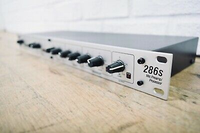 Dbx 286s Microphone Preamp Processor In Excellent Condition (church Owned) • 182.08£