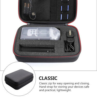 Recorder Protective EVA Case Compatible For ZOOM H1, H2N, H5, H4N, H6, F8, • 17.06£