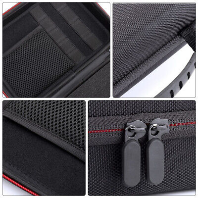 Recorder Protective Case EVA Zipper Case Compatible With ZOOM H1 H2N F8 • 19.76£