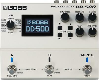 Boss Dd-500 Digital Delay Variety Of Sounds • 535.05£