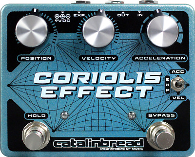 Catalinbread Effects Pedal, The Coriolis, Brand New In Box • 173.42£