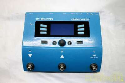 Tc Helicon Vocal Effector Voice Live Play 12254659 • 319.18£